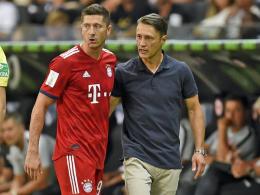 Wie Kovac auf Lewandowski einwirkte