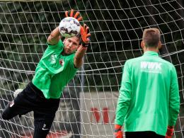 Giefer wird Augsburgs neue Nummer 1