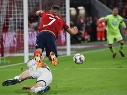 Kovac zum Elfmeter: