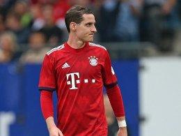 Rudy will den FC Bayern verlassen