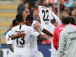 Müller strahlt und Bobic stellt klar: