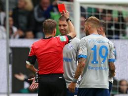 Nach Videobeweis-Rot: Nastasic zwei Spiele gesperrt