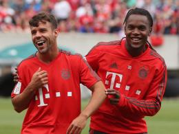 Nicht nur Bernat: PSG hat auch Interesse an Sanches
