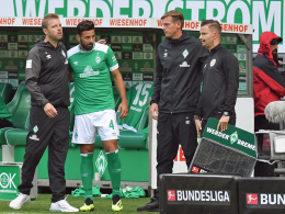 Teamplayer Pizarro: Großes Lob für Kohfeldt