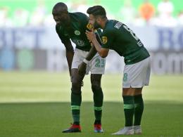 Wolfsburg: Eine bittere Woche als Chance