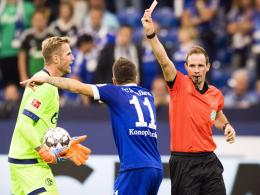 Ein Spiel Sperre: Konoplyanka gegen Bayern wieder dabei