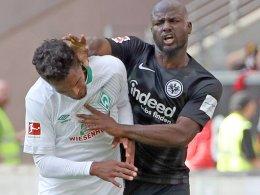 Frankfurt legt Einspruch gegen Willems-Sperre ein