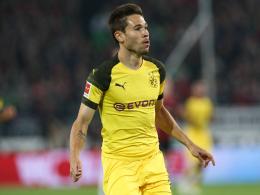 Guerreiro bereitet dem BVB Sorgen