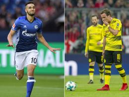 Was Schalke am 3. Spieltag Hoffnung macht - und dem BVB nicht