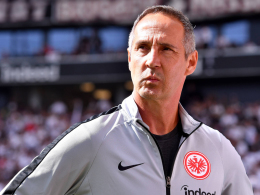 Mit Sorgen zum BVB: Frankfurts Ausfallliste wächst