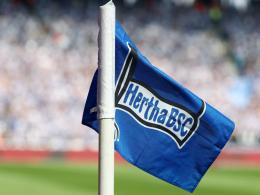 Hertha reduziert DFB-Strafe auf 250 Euro