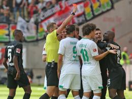 Willems bleibt für drei Spiele gesperrt
