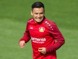Hiobsbotschaft für Leverkusen: Aranguiz fällt aus