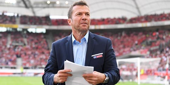 Matthäus-Klartext über Löw, Müller, Götze und Herrlich - Bundesliga ...