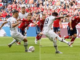 Wiederholter Elfmeter: Durfte Leverkusen den Schützen wechseln?
