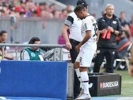 Vier Spiele Sperre für Bellarabi nach rüdem Foul