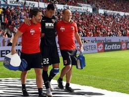 Umgeknickt beim Torjubel: Ji schwerer verletzt!
