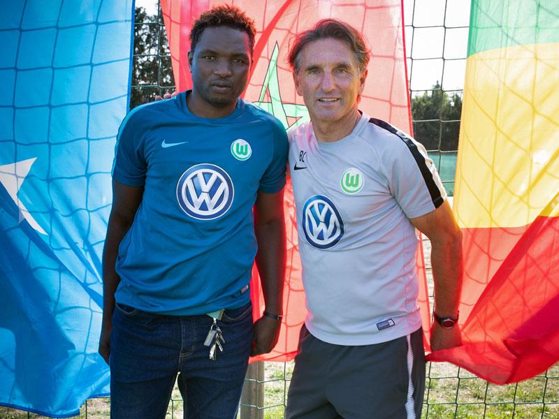 Labbadia Fußball Ist Fußball Egal Wie Die Sprache Ist - Minecraft fubball spielen deutsch
