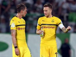 Zorc nimmt BVB-Stürmer stärker in die Pflicht