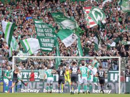 Fanprotest: Stimmungsboykott von 1. bis 3. Liga