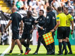 Eintracht-Einspruch erfolgreich: Willems-Sperre reduziert