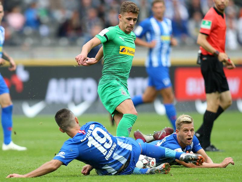 """Hertha-Schreck Hazard: """"Zu viele einfache Tore"""""""