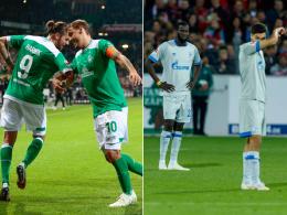 Werder tanzt, Bayern patzt und Schalke weint