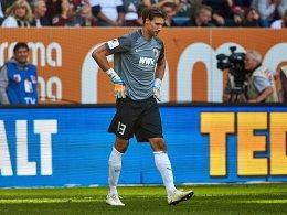 Wer spielt in München: Giefer oder Luthe?