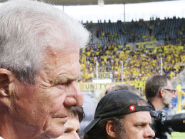 Hoffenheims Verdacht: Wie das Banner in den Block kam
