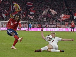 Sanches: Wuchtige Qualitäten für Bayern