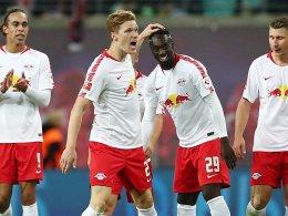 Leipzig: Drei Punkte - und drei Gründe zu feiern