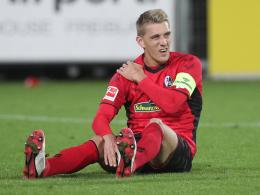 Pause für Petersen: Freiburg gehen die Spieler aus