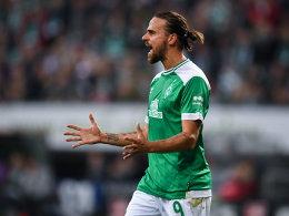 Harnik fehlt gegen Wolfsburg