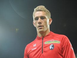 Petersen-Einsatz gegen Leverkusen fraglich