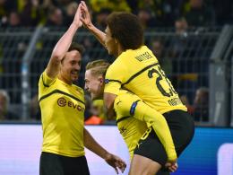 Witsel - Dortmunds wertvoller Stratege und Schrittmacher