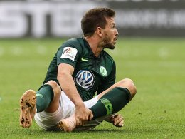 Camacho fehlt Wolfsburg wochenlang