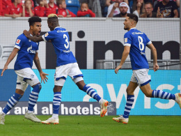 Schalke feiert