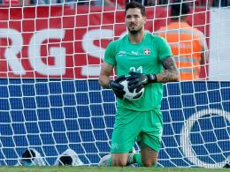 BVB-Keeper Bürki bricht Länderspielreise ab