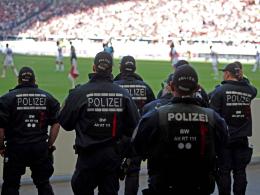 Zahl der Verletzten im Stadion leicht zurückgegangen