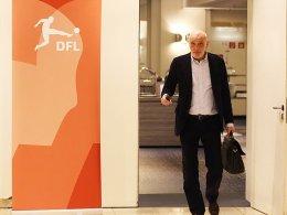 DFL bestätigt Kontakt mit Hannover 96