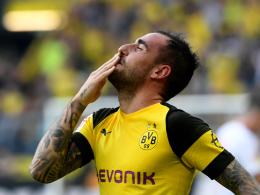 Bleibt Paco Alcacer? Nur der BVB entscheidet