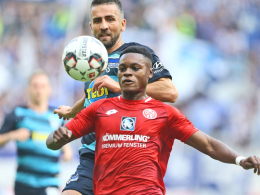Baku und Müller nehmen Training auf