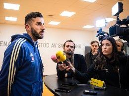 Frühzeitig abgereist: Ishak für Hoffenheim fraglich