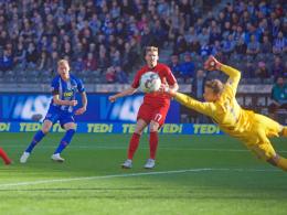 Nach VAR-Aufregung: Hertha nur remis gegen Freiburg