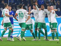 Umfrage: Wo landet der SV Werder?