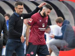 Ishak erst mal raus: FCN hat