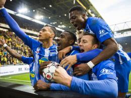 Kalous Gedankenspiele am Punkt - Hertha verärgert über