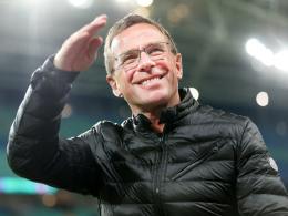 Rangnick stört Banner-Verbot für Leipzig-Fans nicht