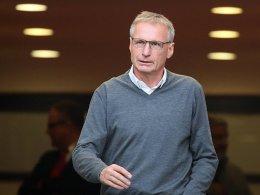 Reschke über Rücktritt und Klinsmann