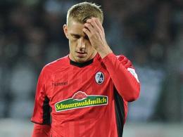 Freiburg auch gegen Mainz ohne Nils Petersen